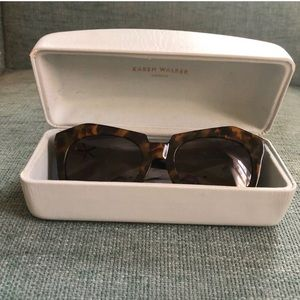 Karen Walker 'Number One' sunglasses